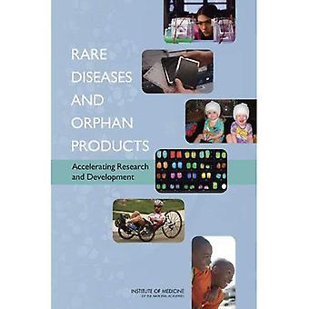 Rzadkich chorób i sierocych produktów