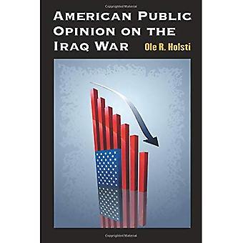 Amerikaanse publieke opinie over de Irakoorlog
