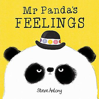 Sous l'onglet carnet de Monsieur Panda sentiments (Monsieur Panda) [cartonné]