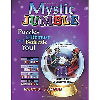 Mystic Jumble: Puzzles to Bemuse and Bedazzle You! (Jumbles(r))
