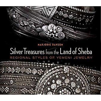 Trésors de la terre de Saba en argent: bijoux yéménite régional