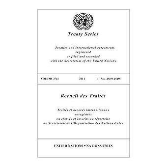 Verdrag serie 2742 (serie van de Verdrag van de Verenigde Naties)