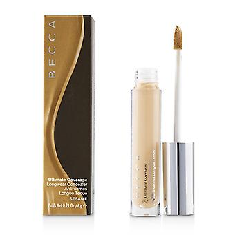Becca Ultimate Coverage Longwear Concealer - # Sesame - 6g/0.21oz