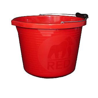 Roten Gorilla Premium-Eimer