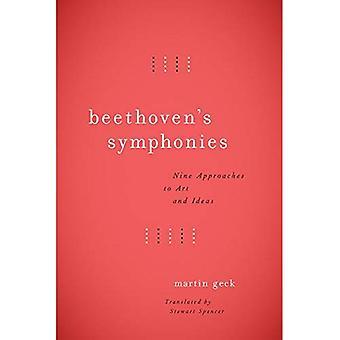 Beethovens symfonier: nio strategier för konst och idéer
