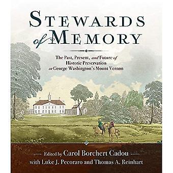 Hüter der Erinnerung: Vergangenheit, Gegenwart und Zukunft der Denkmalpflege in Washingtons Mount Vernon