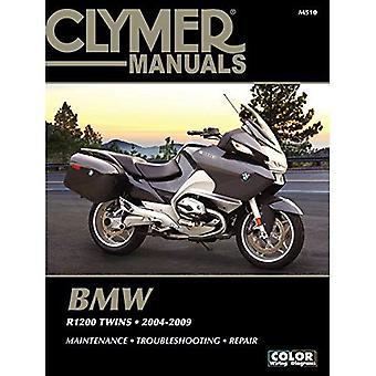 BMW R1200 jumeaux 2004-2009: Entretien - dépannage - réparation (manuels Clymer)