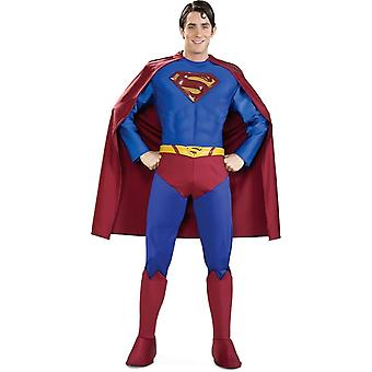 Costume adulte luxe Superman - 10419 version