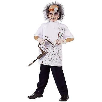 Dr Driller Child Costume