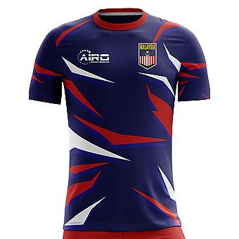 2020-2021 Malaysia Home Concept Football Shirt - Kids