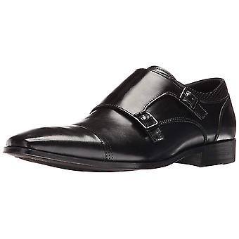 Unlisted by Kenneth Cole Mens Music Lesson Buckle Dress Oxfords