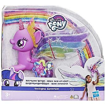 My Little Pony, Twilight Sparkle with Rainbow wielding