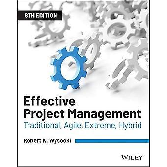 Gestión eficaz de proyectos: tradicional, ágil, extremo, híbrido