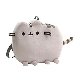 Pusheen Plush Novelty Backpack