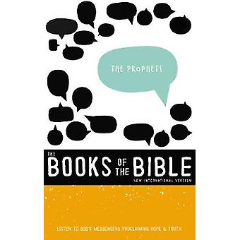 NIV - The Books of the Bible - The Prophets - Hardcover - Listen to God