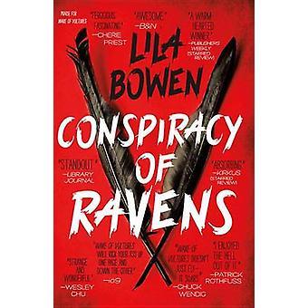 Conspiracy of Ravens by Lila Bowen - 9780316302272 Book