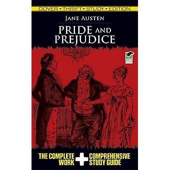 Pride and Prejudice Thrift Study by Jane Austin - 9780486475646 Book