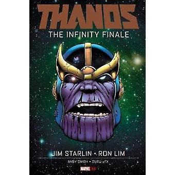 Thanos - The Infinity Finale by Jim Starlin - Ron Lim - 9780785193050
