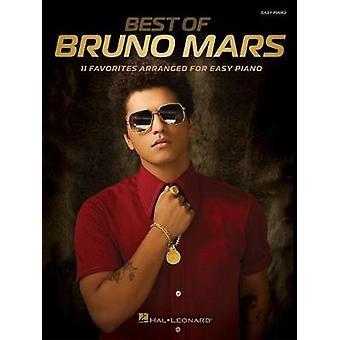 Best Of Bruno Mars - 9781495089534 Book
