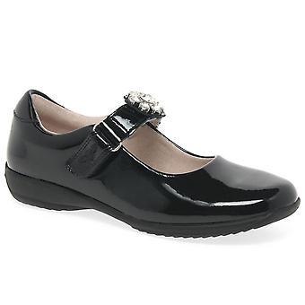 ليللي كيلي Buttercup الفتيات أحذية مدرسة الرضع