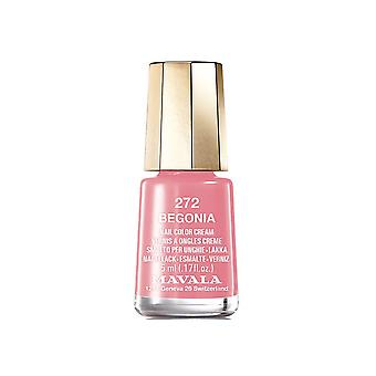 Mavala Garden Party Nail Polish Collection 2015 - Begonia (272) 5ml