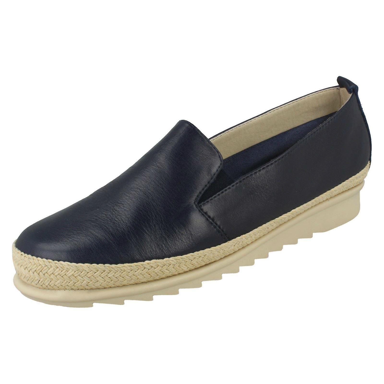 Ladies Padders Espadrille Detailed Shoes Haze t5kn4