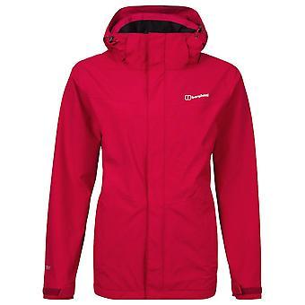 Berghaus bieten rode Womens Hill Walker jas
