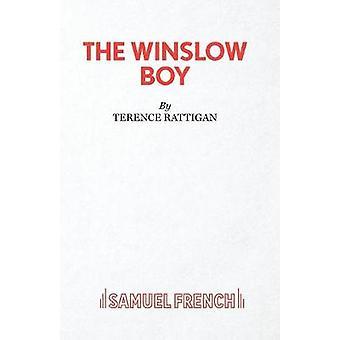 De Winslow Boy A Play in twee acts van Rattigan & Terence