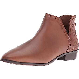 Kenneth Cole Reaction Womens Loop There It Is Almond Toe Ankle Fashion Boots