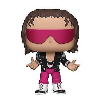 Funko POP: WWE-Bret Hart met jasje