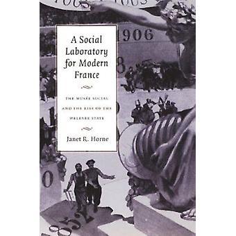 Un laboratorio sociale per Francia moderna - Musee sociale e l'aumento