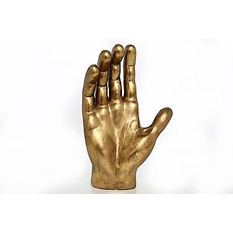 Gold Gaint hand made by resin Gold Colour Stylish