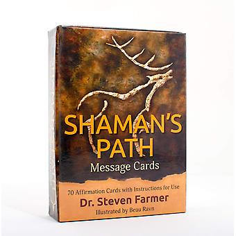 Shaman ' 's Path Message Cards 9780995364295