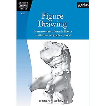 Figure Drawing: Learn to capture dynamic figures and features in graphite pencil (Artist's Library)