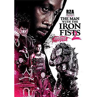 Man with the Iron Fists 2 [DVD] USA import