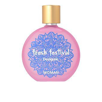 Desigual Fresh Festival EDT SPRAY 100 ml per le donne
