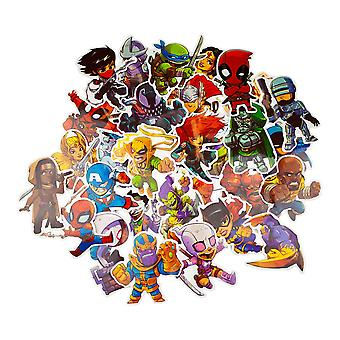 Storpack Stickers and Stickers - Marvel
