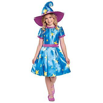 Girls Katya Spelling Costume - Super Monsters