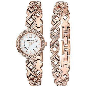 Reloj Armitron Donna Ref. 75/5412WTRGST