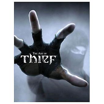 Thief the Art of Thief 4 Hardcover Book