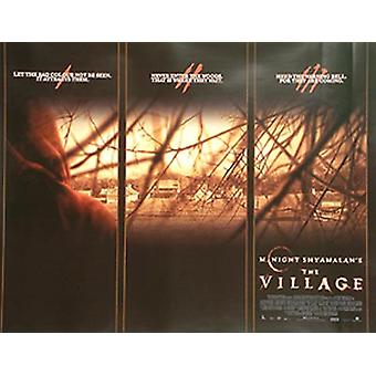 The Village Original Cinema Poster