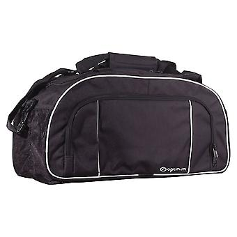 Optimum Sports Studded Base Verstellbarer Schultergurt Holdall Bag - Senior