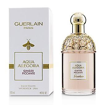 Guerlain Aqua Allegoria gember Piccante Eau de toilette 125ml spray