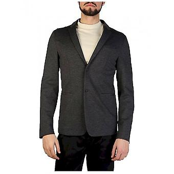 Emporio Armani - Clothing - classic jacket - S1G620_S1492_631_ANTRACITE - Men - dimgray - 46