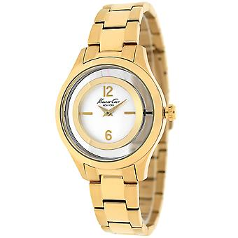 Kenneth Cole Women's Classic Silver Dial Watch - 10026946