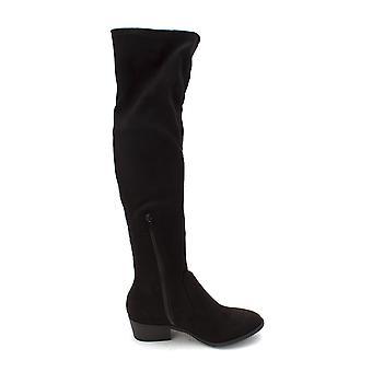 MIA Womens fredia Almond Toe Knee High Fashion Boots