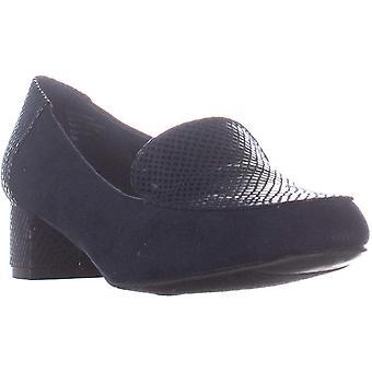 Karen Scott KS35 Flura Flat Loafers, Nova Marinha, 9 EUA