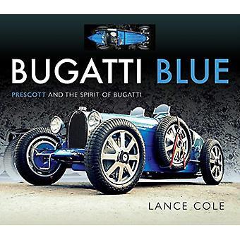 Bugatti blå av Lance Cole