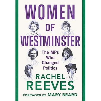 Vrouwen van Westminster door Rachel Reeves
