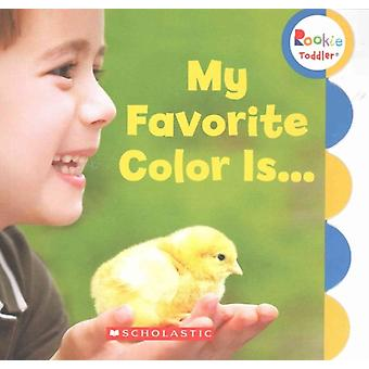 My Favorite Color Is by Other Childrens Press